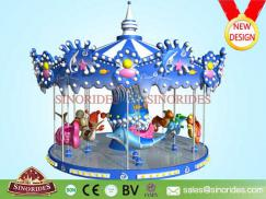 16 Seats Ocean Carousel Rides for Sale