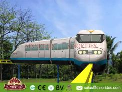 Closed Sightseeing Air Train Rides for Sale