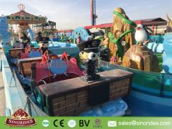Water Park Equipment Rides Drift for Treasure for Sale