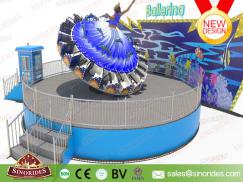 Amusement Gyroscope Rides Ballerina for Sale