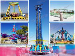 Sinorides Amusement Park Projects in Oman