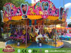 Little Pony Carousel Rides for Sale