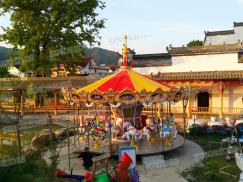 Sinorides Amusement Rides in Anhui Tourist Attractions