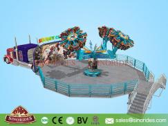 Carnival Amusements Energy Claw Ride for Sale