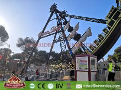 40 Seats Pirate Ship Rides for Sale